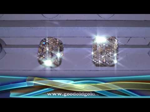 Chunky Cushion Diamond vs Radiant Cut Diamond