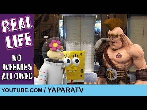 SpongeBob in real life 34