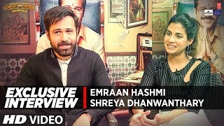 Exclusive Interview:  Emraan Hashmi & Shreya Dhanwanthary |  Why Cheat India
