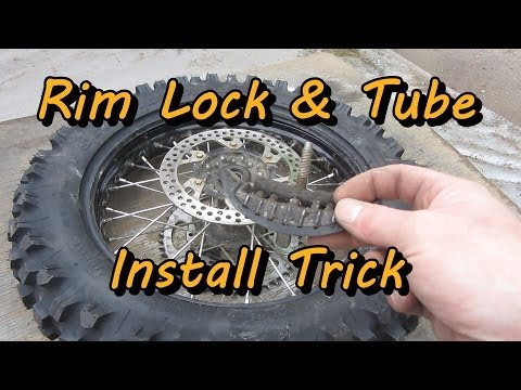 How to Install a Rim Lock & Tube easily