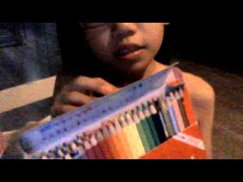 my colour pencils