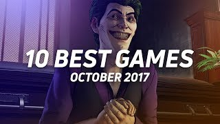 10 best new Android games from October 2017!
