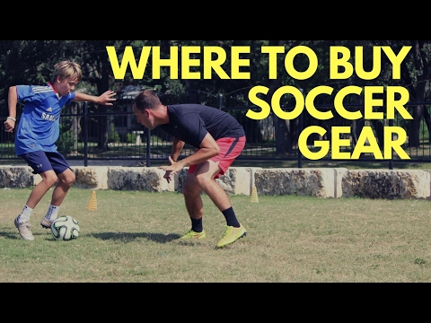 How To Buy Soccer Gear:  Soccer Coaching Tips