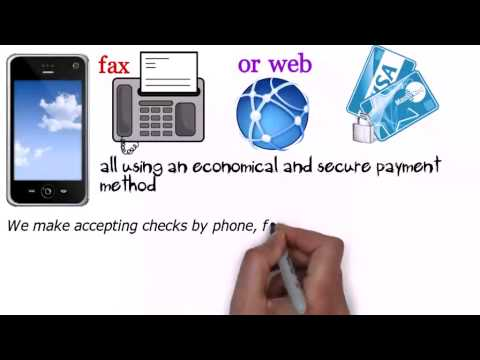 Check Writing Software - Accept Checks By e-mail - Great Check Writing Software (818) 538-7885