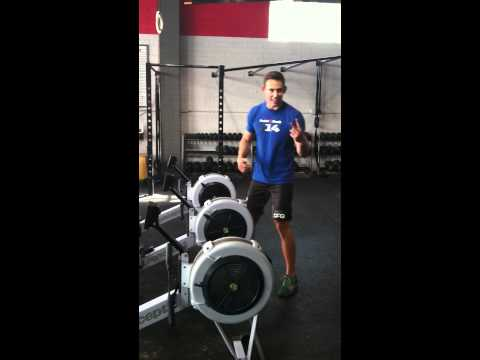 How to Transition off the Rowing Machine for CrossFit (erg)