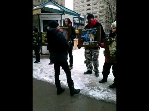 ANTI FUR MARCH 1st MONTREAL