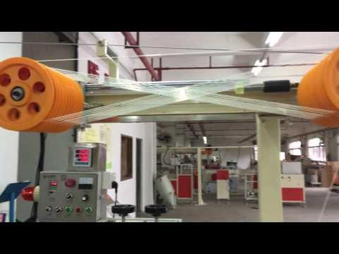 High-precision 3D printer filament extrusion line, 3D printer filament making machine