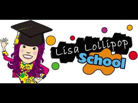 #13 Lisa Lollipop 3 Balloon Butterfly Wand
