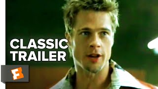 Fight Club (1999) Trailer #1   Movieclips Classic Trailers