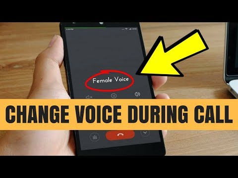 Voice Changer App | Voice Changer During Call | Male to Female Voice Changer During Call