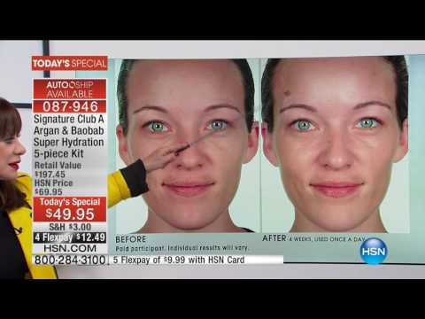 HSN | Signature Club A By Adrienne Beauty 10.04.2016 - 10 AM