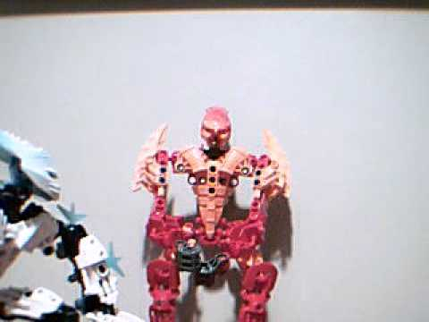 bionicle glatorian punch