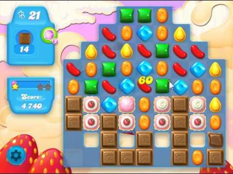 Candy Crush Soda Saga Level 35