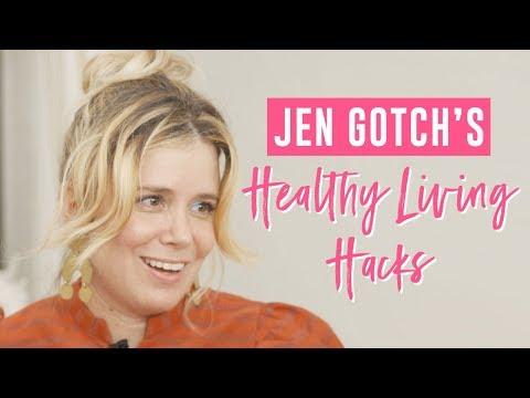 Entrepreneur Jen Gotch's Healthy Living Hacks, Part 1