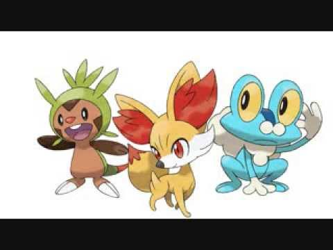 Best Starter in Pokemon X and Y?