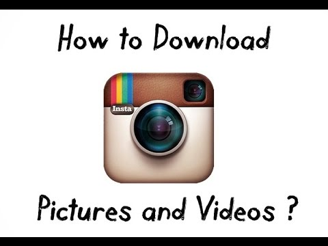 How to Download Instagram Images on your Computer or Laptop