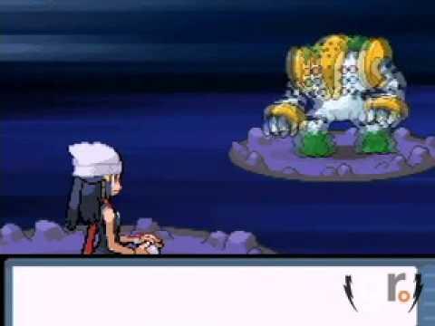 Pokemon Diamond/Pearl - Strategy: Regigigas battle 05-11-07