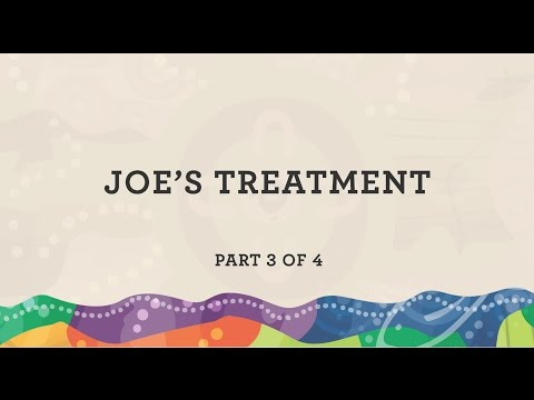 Joe's Lung Cancer Journey - Joe's Treatment