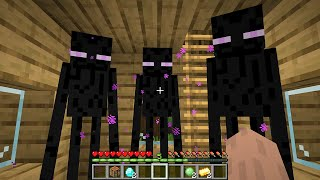 Don't Be Friends with Enderman in minecraft by Scooby Craft part 2