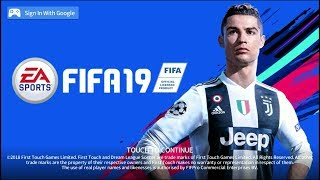 Download Sasa Fifa 19 Mod Dream League Kwenye Simu
