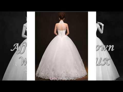 cheap ball gown wedding dress uk