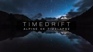 TIMEDRIFT | ALPINE 4K TIMELAPSE