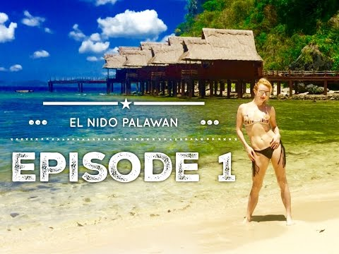 El Nido Palawan Weekend Getaway Ep. 1: Cauayan Resort Paradise Island Tour