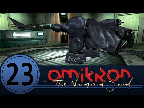Bumbling Through Omikron: The Nomad Soul p.23