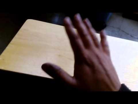Prueba de audio laptop conga ezer percussion