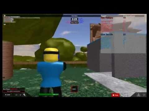 ROBLOX: Realistic Paintball II