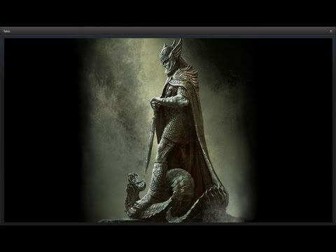 Steam Trading Cards Badge Crafting - The Elder Scrolls V: Skyrim