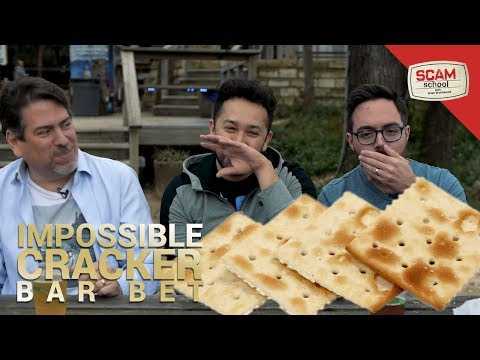 Can You Beat These Impossible Food Bets?