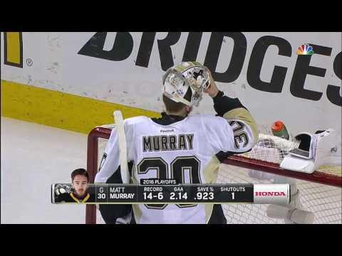 NHL 15/16 Stanley Cup Final Game 6. June 12 2016. Pittsburgh Penguins - San Jose Sharks.