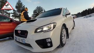 Recces Rally Sweden 2017 [Passats de canto]