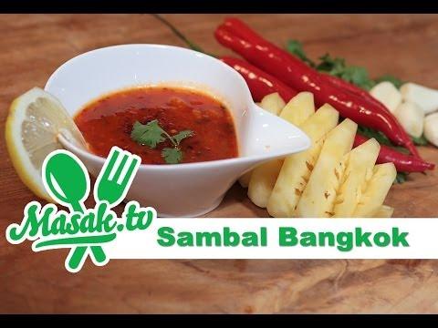 Sambal Bangkok   Sambal #023