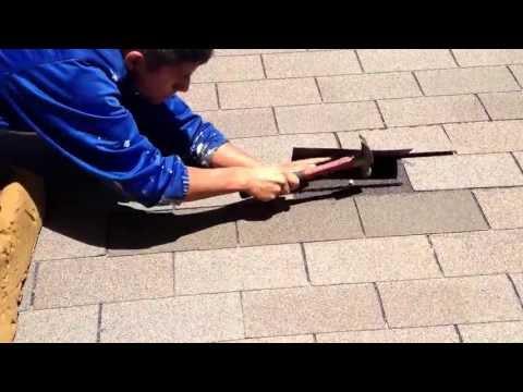 Missing roof shingle repair www.roofpromemphis.com