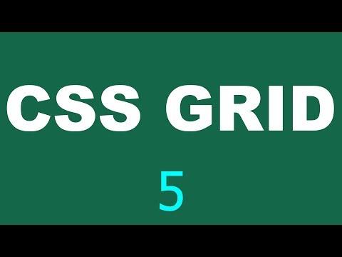 CSS Grid Tutorial - 5 - Automatically add rows