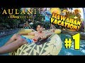 WE'RE GOING TO HAWAII!! Disney's Aulani Resort Villa Room Tour! #1