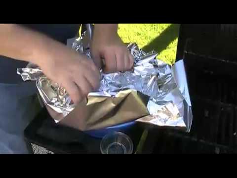 Outdoor Cooking Magic Challenge 2 - Northern Mixed Vegetables