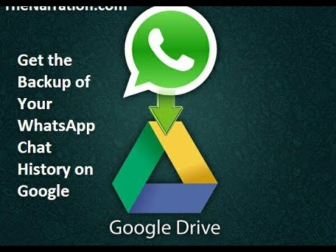 How to take backup of whatsapp chats, video or images on google drive?(HINDI/Urdu)