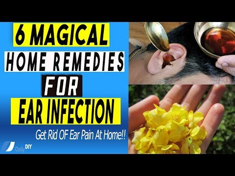 6 Natural Remedies for Ear Infection: Get Rid of Ear Pain at Home