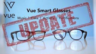 Vue Glasses Update [November 2017] 👓
