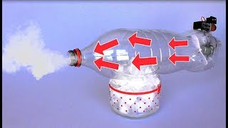 How to make Air Cooler at home using Plastic Bottle (Easy life hacks)