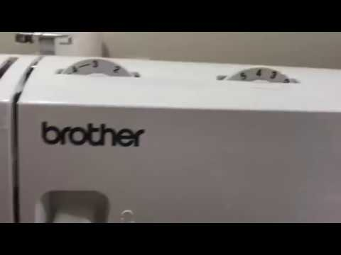 How to replace needles on a Brother sewing machine