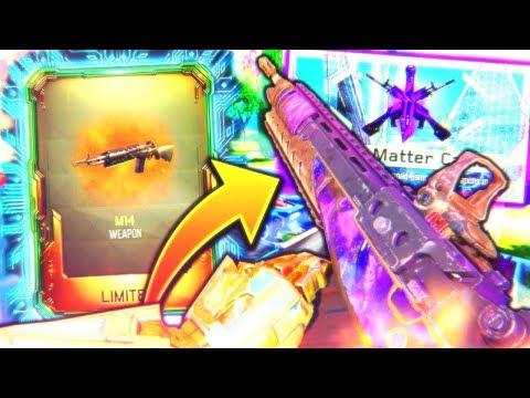 M14 IS TOO GOOD... DARK MATTER 😱 - Black Ops 3 Update