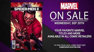 Marvel NOW! Titles for September 20