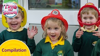 Time For School Compilation 4   CBeebies   FULL EPISODES