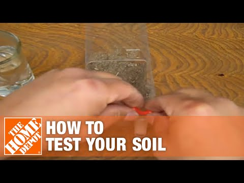 How To Test Your Soil - The Home Depot