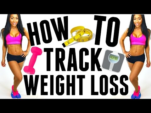 How To Track Weight Loss Accurately