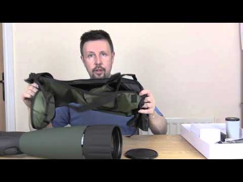 Hawke Spotting Scope Unboxing & Initial thoughts